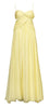 GHOST - Annabelle Dress Lemon - Designer Dress hire