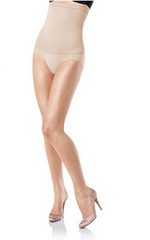 SPANX - Nude Higher Power Brief - Designer Dress Hire