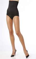 SPANX - Black Higher Power Brief - Designer Dress Hire