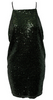RUTH TARVYDAS - Sequin Mini Dress - Designer Dress hire