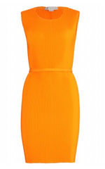 STELLA MCCARTNEY - Pleated Stretch Dress - Rent Designer Dresses at Girl Meets Dress
