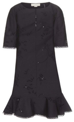 STELLA MCCARTNEY - Cynthia Cotton Eyelet Dress - Designer Dress Hire