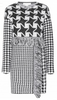 STELLA MCCARTNEY - Houndstooth Wool Dress - Designer Dress hire