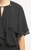 SWING - Black Sleeved Bolero - Designer Dress hire