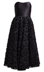 SWING - Strapless Cocktail Dress - Rent Designer Dresses at Girl Meets Dress