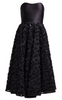 ALICE AND OLIVIA - Lurex Dotted Dress - Designer Dress hire