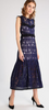 THREE FLOOR - Bloom Navy Dress - Designer Dress hire