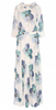 STOLEN GIRLFRIENDS CLUB - Tropic Ruffle Dress - Designer Dress hire