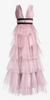 GHOST - Polly Pink Dress - Designer Dress hire