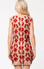 VANESSA BRUNO - Decorative Embroidery Dress - Designer Dress hire