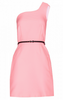 HALSTON HERITAGE - Waist Knot Long Dress - Designer Dress hire