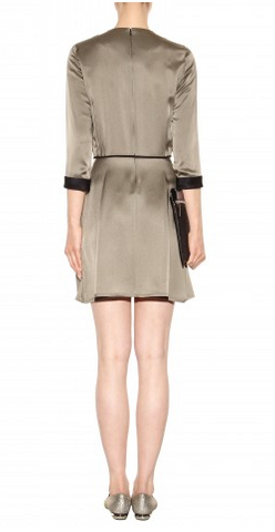 VICTORIA BECKHAM - Split Skirt Dress - Designer Dress hire