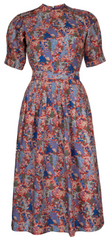 VINTAGE - Vintage Berry Dress - Designer Dress Hire