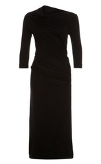 Vivienne Westwood Anglomania - Taxa Jersey Dress Black - Designer Dress Hire