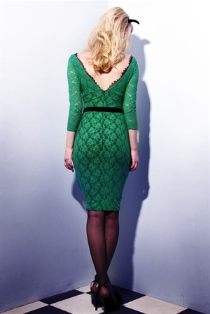 WHEELS & DOLLBABY - Lace Fifi Dress - Designer Dress hire