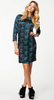WHYRED - Cilla Liberty Print Dress - Designer Dress hire