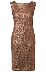 ZETTERBERG - Glitter Dress - Designer Dress Hire