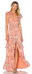 ALE BY ALESSANDRA - Lina Maxi Dress - Rent Designer Dresses at Girl Meets Dress
