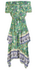 ROKSANDA - Marocain Silk Gown - Designer Dress hire