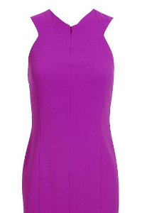 JIL SANDER - Zip Front Dress - Designer Dress hire