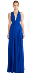 JILL JILL STUART - Vanessa Side Cut Gown - Designer Dress Hire