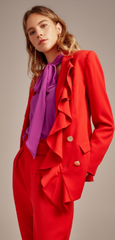 KEEPSAKE - Daylight Blazer - Rent Designer Dresses at Girl Meets Dress