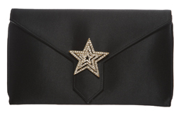 WILBUR AND GUSSIE - Charlie Clutch - Star - Designer Dress hire