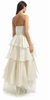 ARIELLA - Naomi White Gown - Designer Dress hire