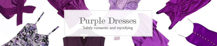 Hire Purple Dresses for your upcoming events