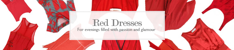 Hire Red Dresses for your upcoming events