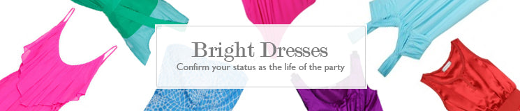 Hire Bright Dresses for your upcoming events