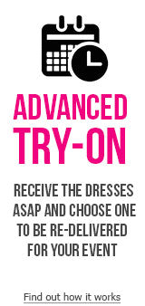 Try on Dresses in Advance