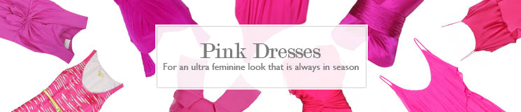 Hire Pink Dresses for your upcoming events