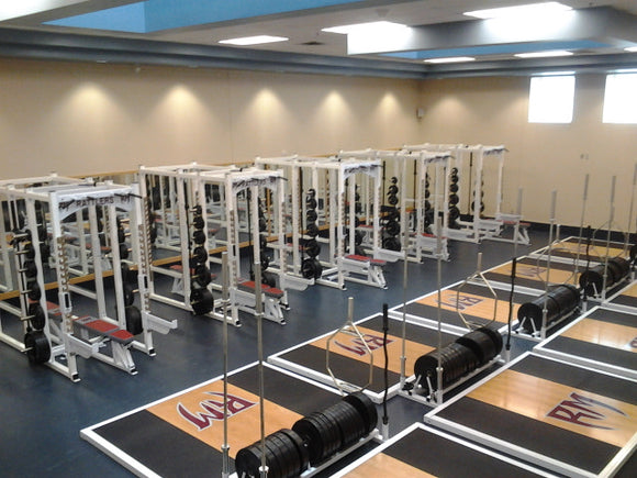 Weight Room Outfitting More Information