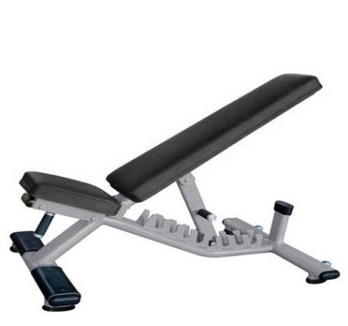 Muscle D FLAT TO INCLINE BENCH