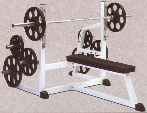 USA Deluxe Olympic Bench Press