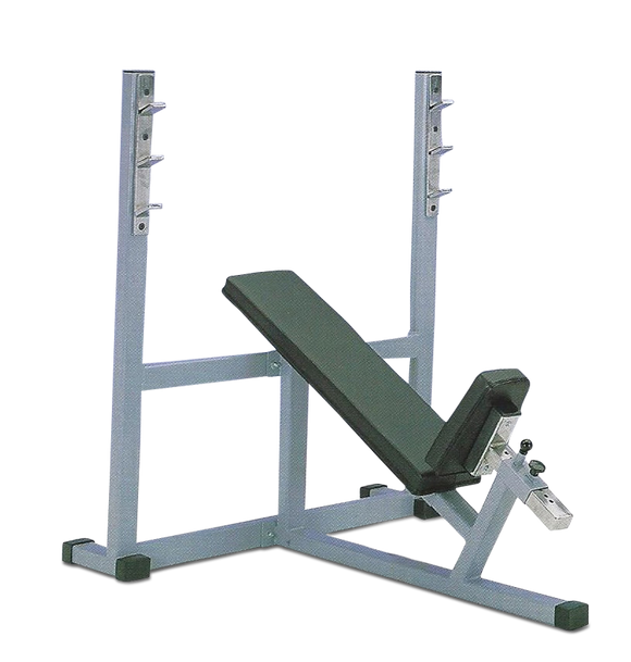 USA Fitness Basic Olympic Incline Bench Press