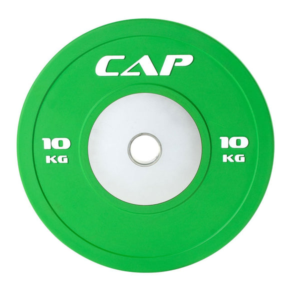 OPR5-25 25lb GREEN Competition Bumper Plates