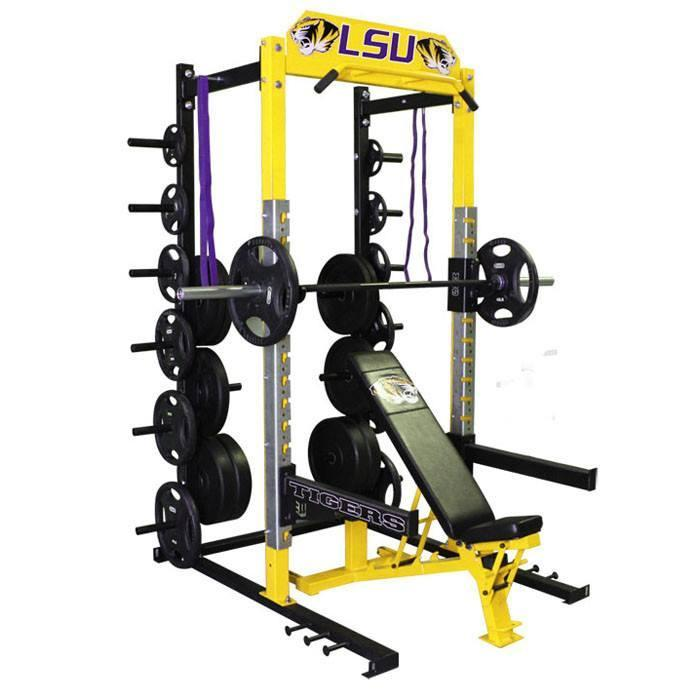 Wright Equipment P- Series Half Rack
