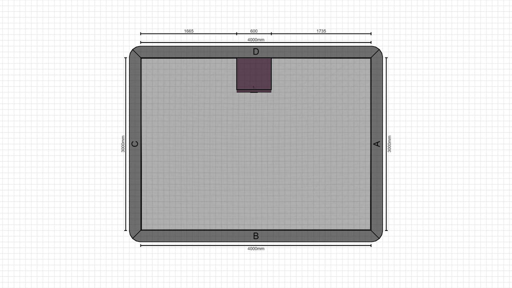 Individual kitchen planning from 27-01-2021, 08:15:25