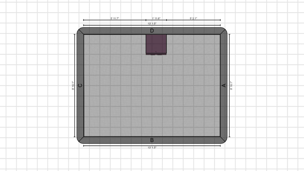 Individual kitchen planning from 26-01-2021, 14:21:23