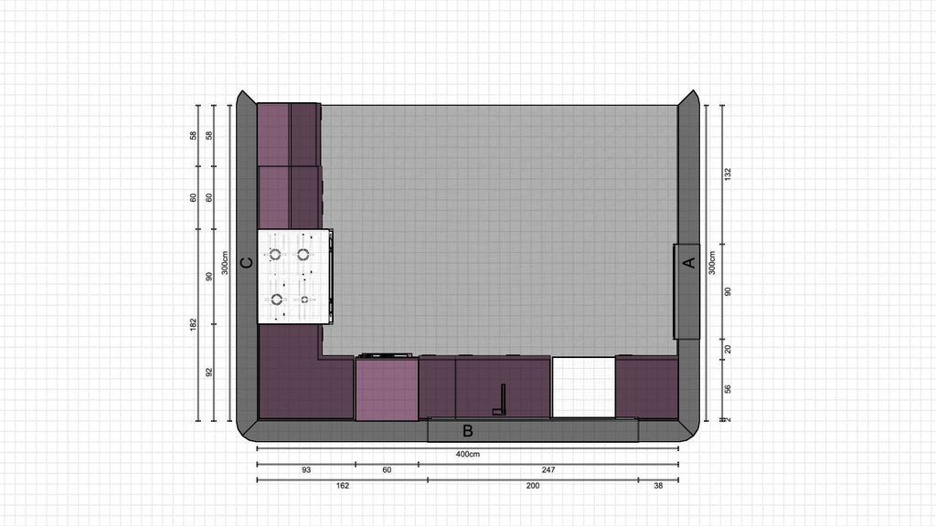 Individual kitchen planning from 20.11.2020, 02:32:15