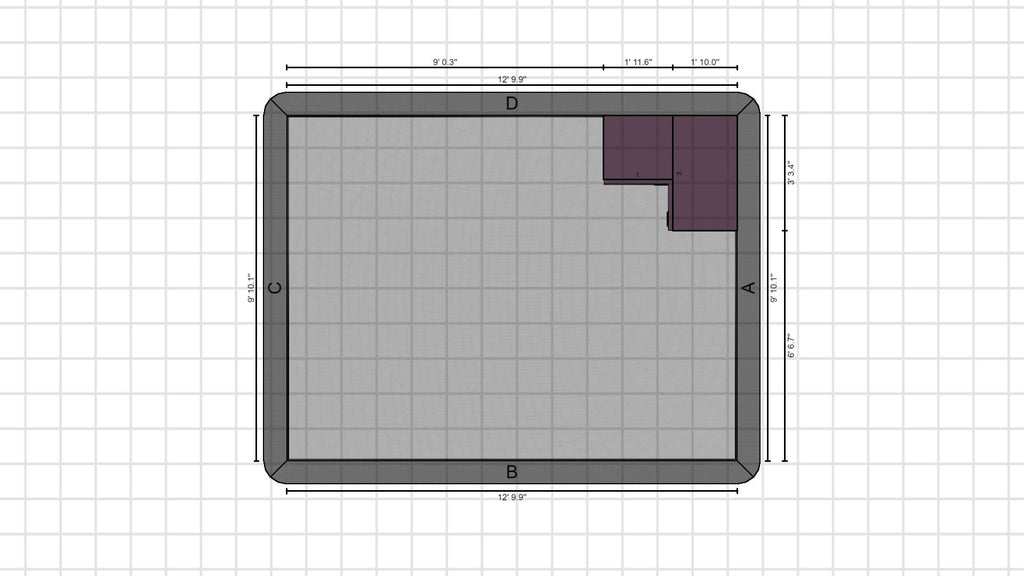 Individual kitchen planning from 14-01-2021, 17:12:16