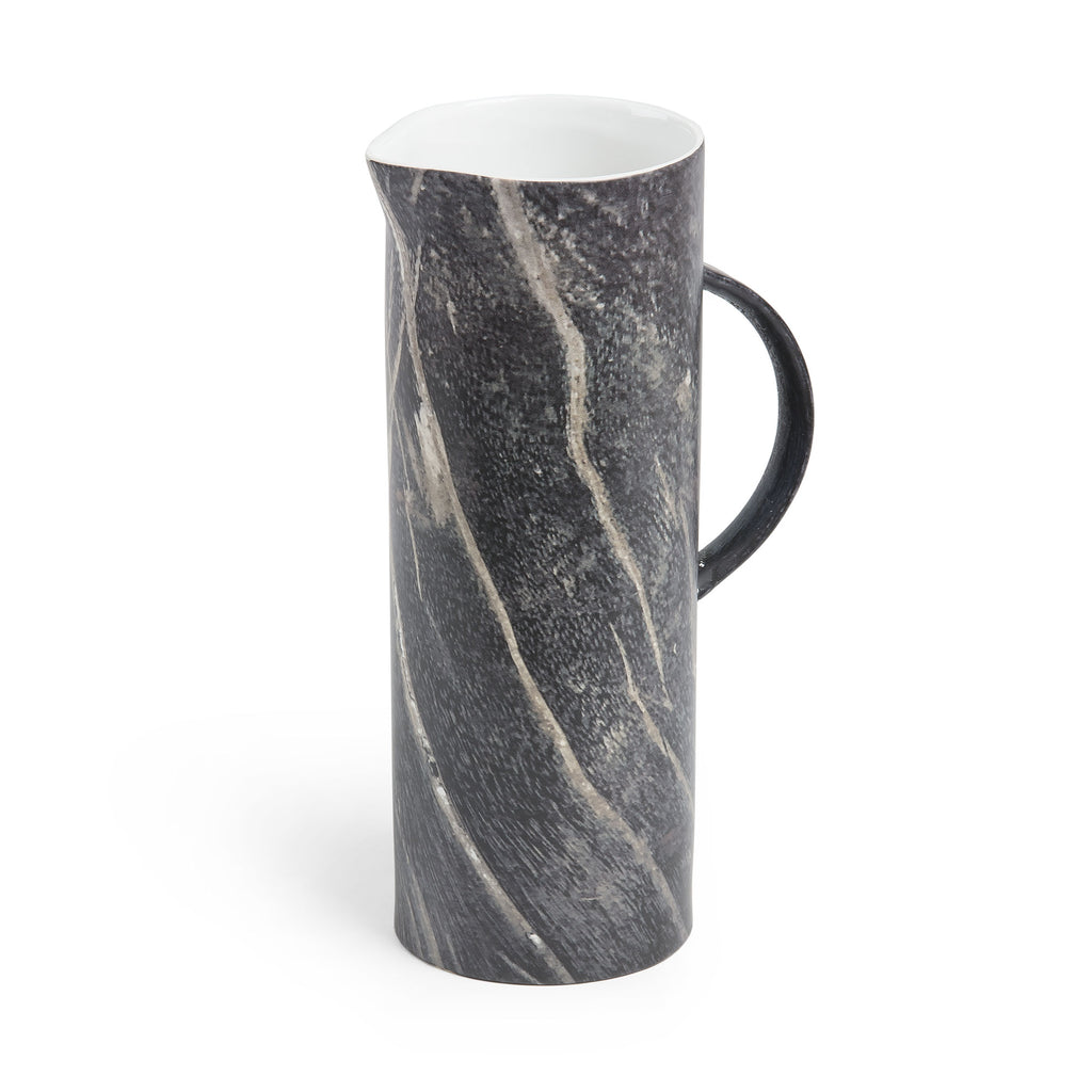 Vase - Ceramic Dark Grey