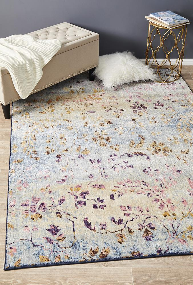 Anastasia Transitional Pastel Rug