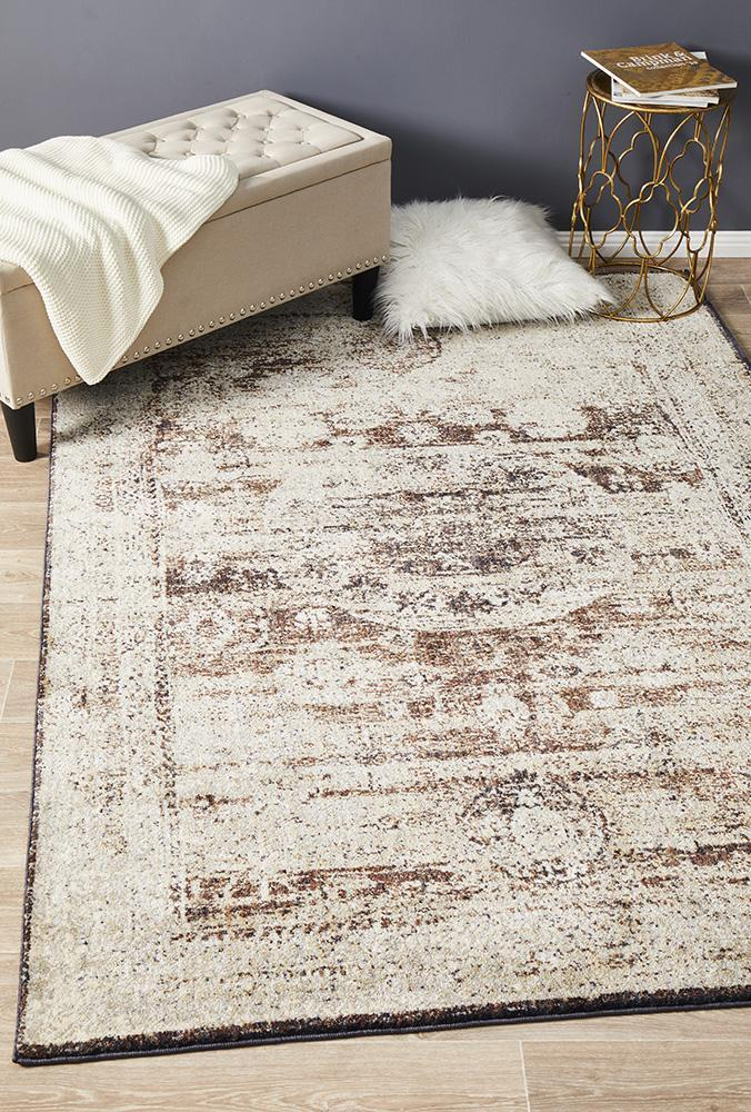 Rug Culture Anastasia 257 Granite Rug