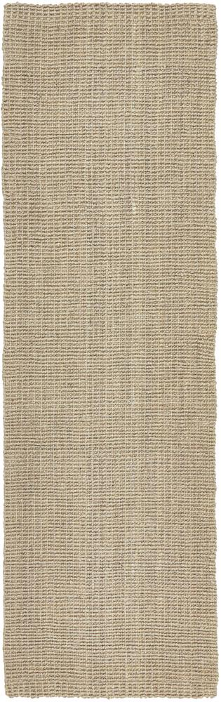 Handcrafted Woven Natural Jute Runner Rug