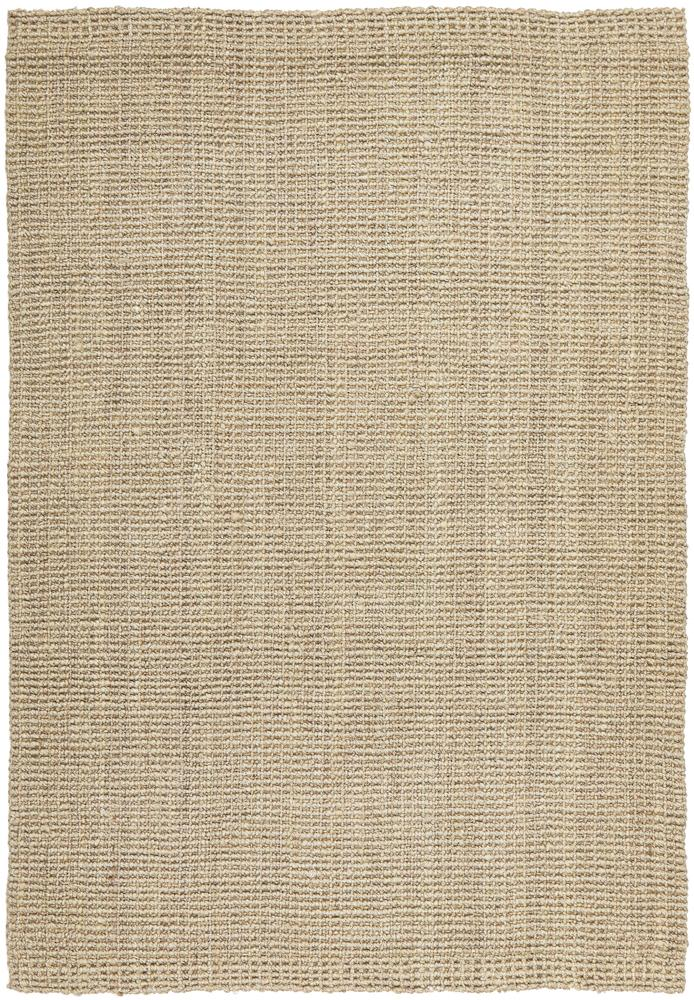Handcrafted Woven Natural Jute Rectangle Rug