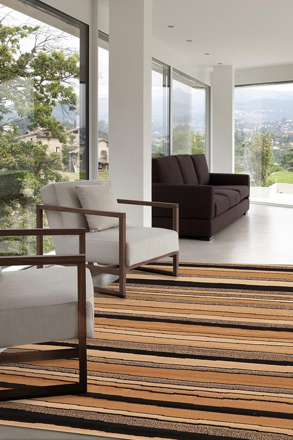 Silver Collection Modern 5660 B55 Rug