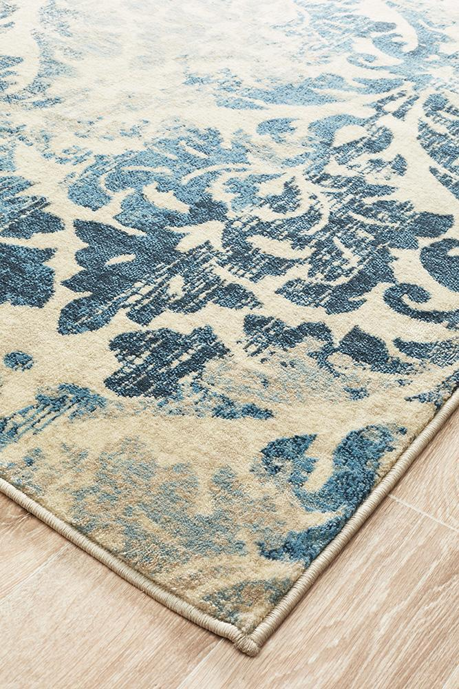 Calypso Collection 6104 Bone Rug
